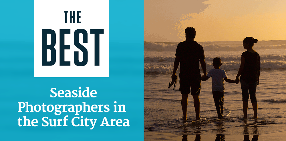 The Best Beach Side Photographers in Surf City nc